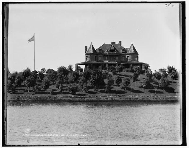 Calumet Island, St. Lawrence River, N.Y.