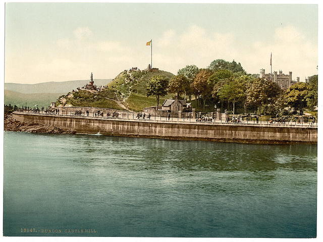 [Castle Hill, Dunoon, Scotland]