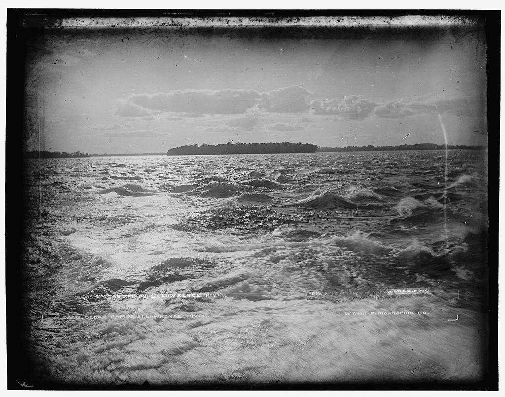 Cedar Rapids, St. Lawrence River
