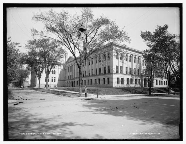 Central high school, Toledo