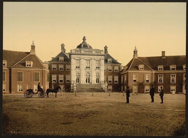 [Chateau du Bois, Hague, Holland]