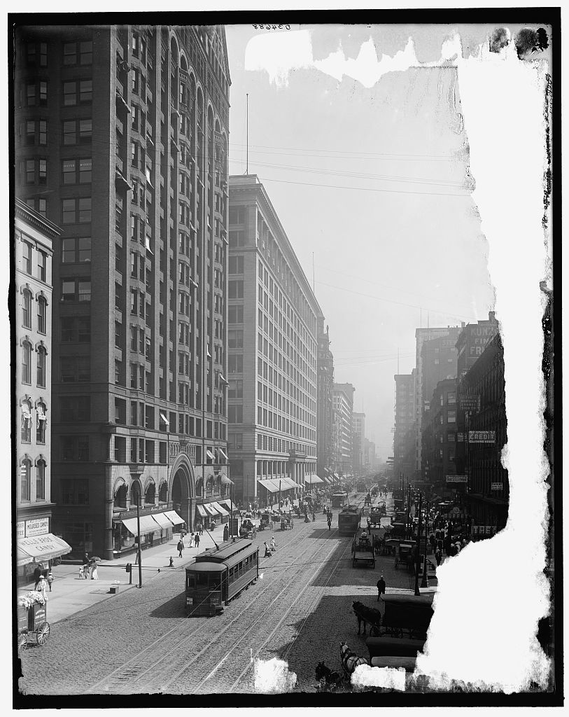 [Chicago, Ill., State St. south from Lake St.]