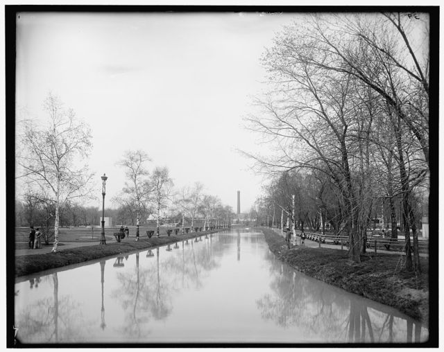 [Chicago, Ill., the lagoon, Lincoln Park]