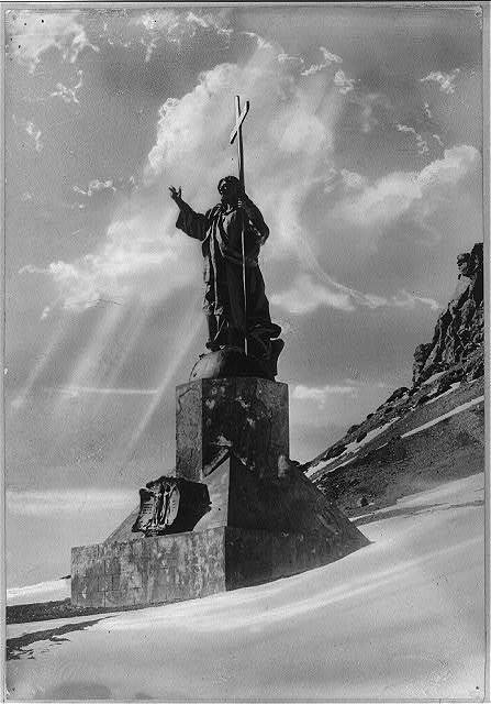 Christ of the Andes, Argentina
