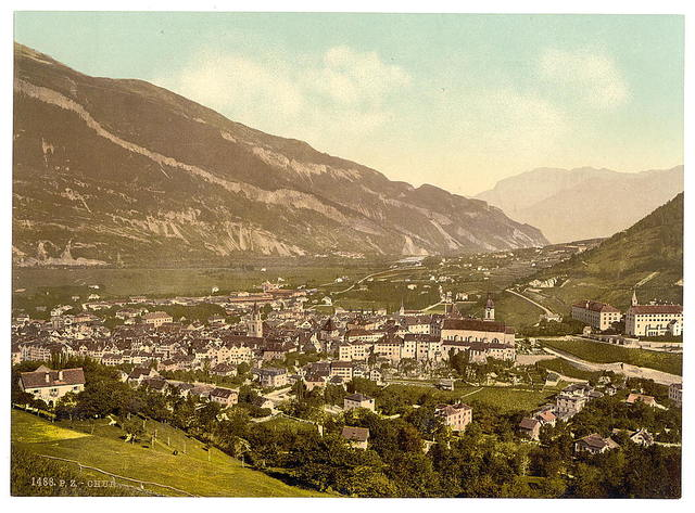 [Chur, Grisons, Switzerland]