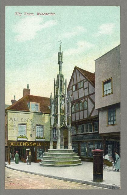 City Cross, Winchester