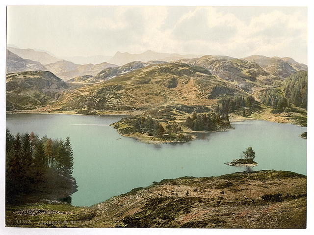 [Coniston, Tarn Howes, Lake District, England]
