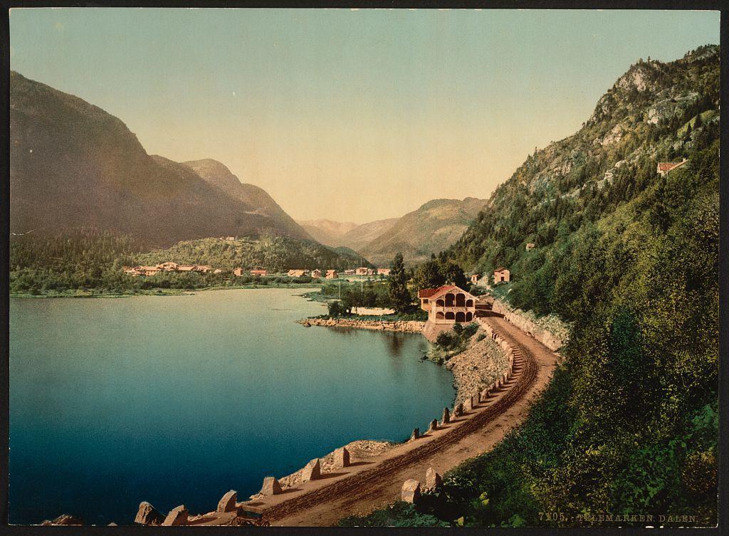 [Dalen, Telemarken (i.e, Telemark), Norway]