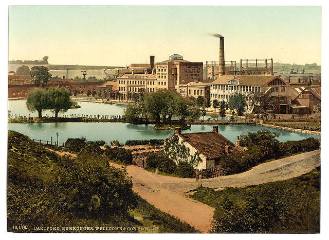 [Dartford, Messrs. Burroughs, Wellcome & Co.'s factory, England]