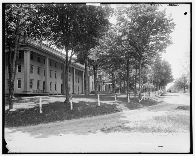[Dorincourt House, Schooley's Mountain, New Jersey]