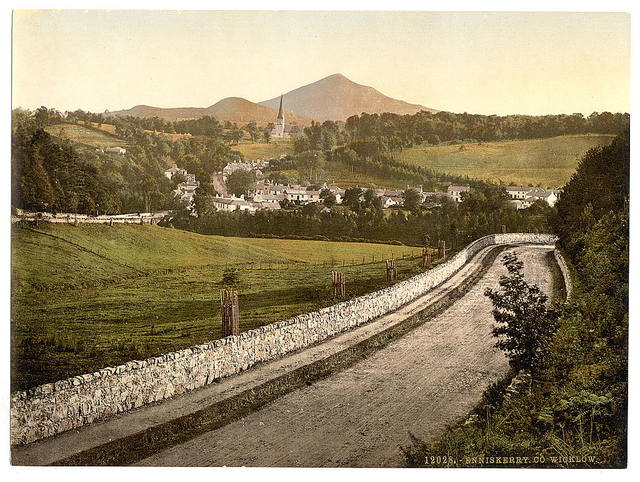 [Enniskerry. County Wicklow, Ireland]
