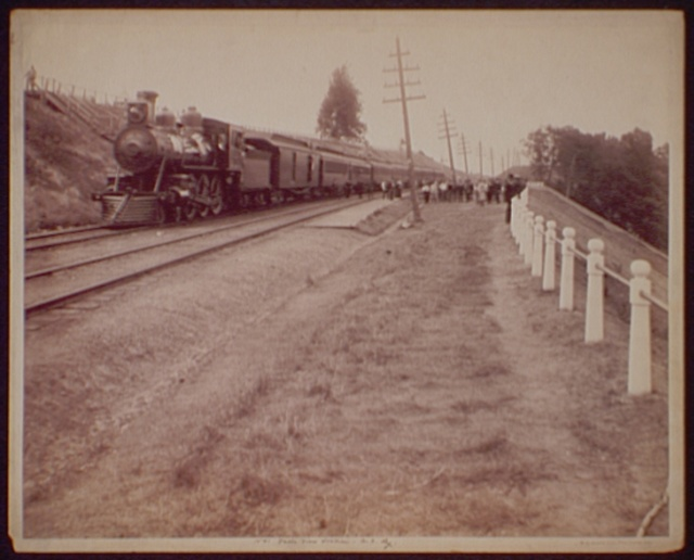 Falls View station, M.C. Ry.