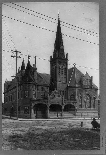 First Presbyterian Church, Dallas, Texas