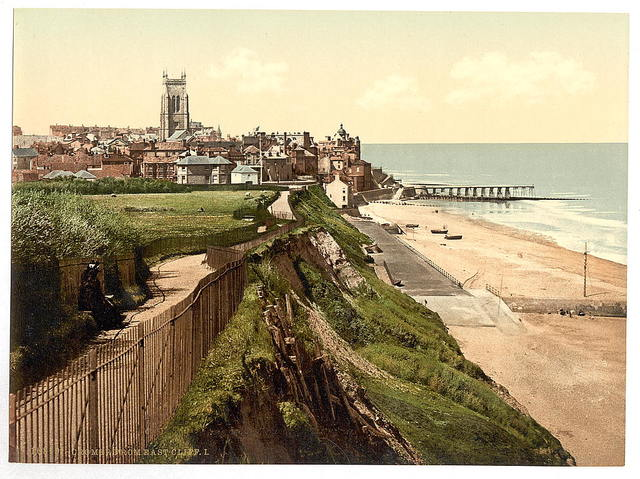 [From E. Cliff, I, Cromer, England]