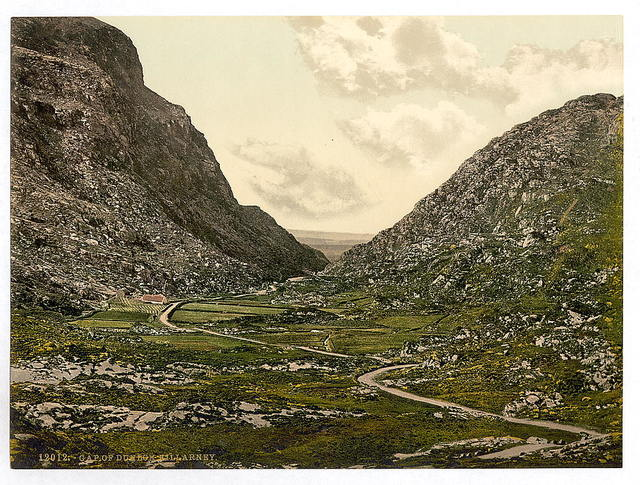 [Gap of Dunloe, Killarney. County Kerry, Ireland]