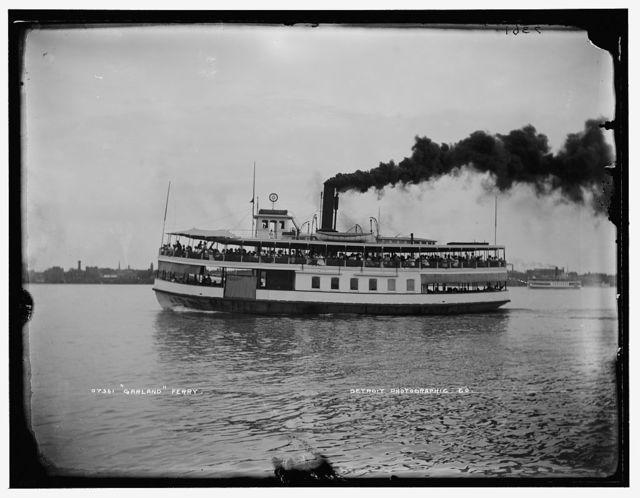 Garland Ferry