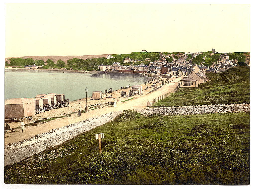 [General view, Swanage, England]