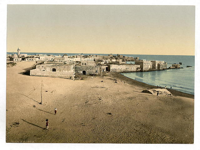[General view, Tyre, Holy Land, (i.e., Lebanon)]
