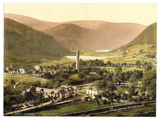 [Glendalough. County Wicklow, Ireland]