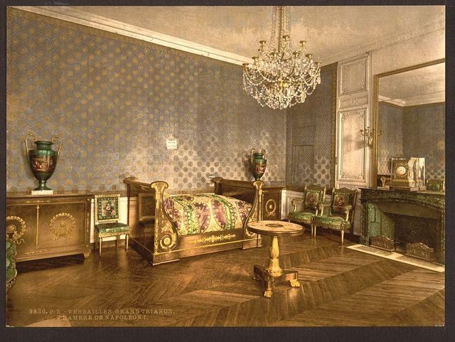 [Grand Trianon, chamber of Napoleon]