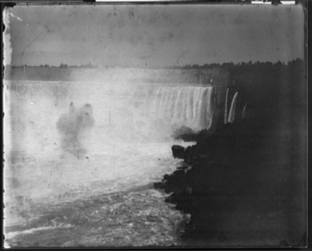 Horseshoe Falls from Canadian side, Niagara Falls, New York
