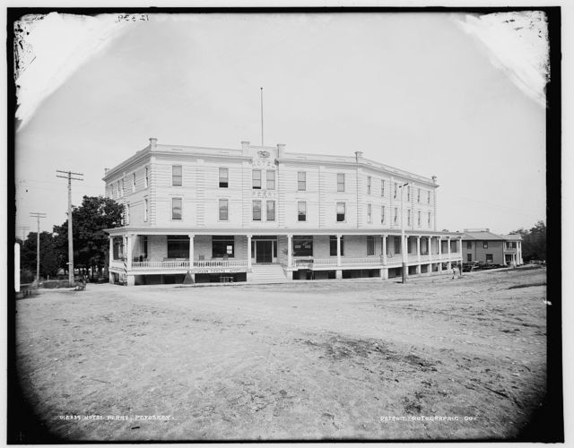 Hotel Perry, Petoskey
