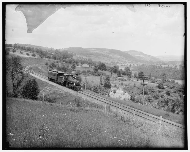 Houghtaling Valley near Tully, N.Y.