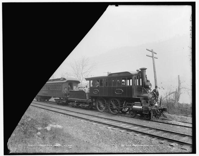 Inspection engine, D.L. & W.