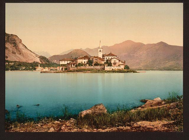[Isola Pescatori I, Lake Maggiore, Italy]