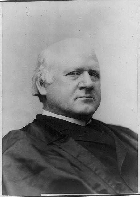John Marshall Harlan, 1833-1911