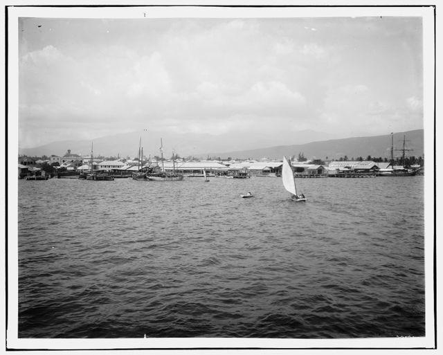 Kingston, Jamaica, W.I.