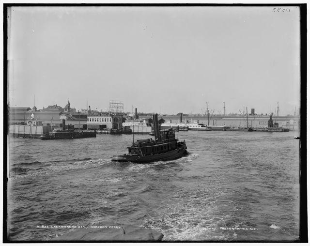 Lackawanna Sta., Hoboken Ferry