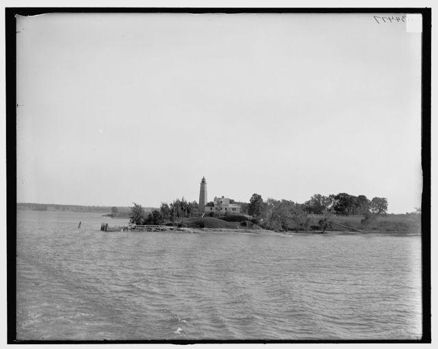 [Lake Champlain, N.Y., Crown Point Light]