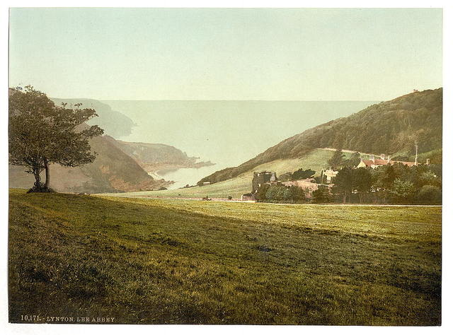 [Lee Abbey, Lynton and Lynmouth, England]