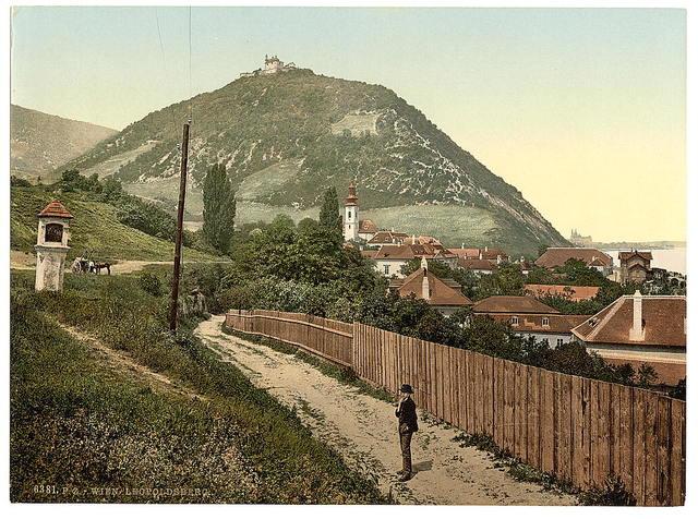 [Leopoldsberg, Vienna, Austro-Hungary]
