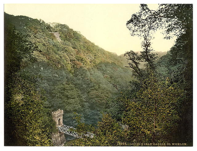 [Lover's Leap, Dargle. County Wicklow, Ireland]