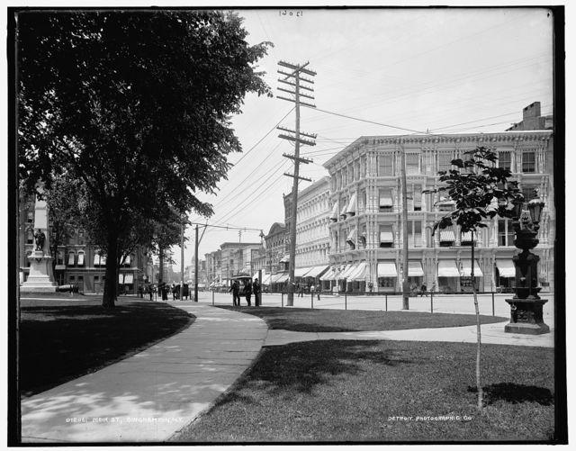 Main St., Binghamton, N.Y.