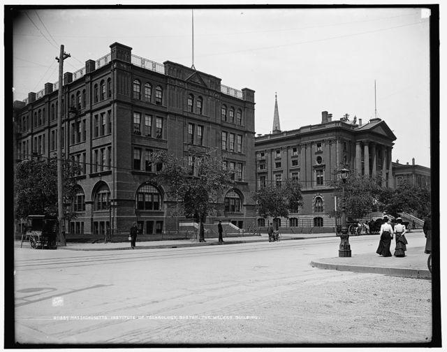 Massachusetts Institute of Technology, Boston, the Walker Building