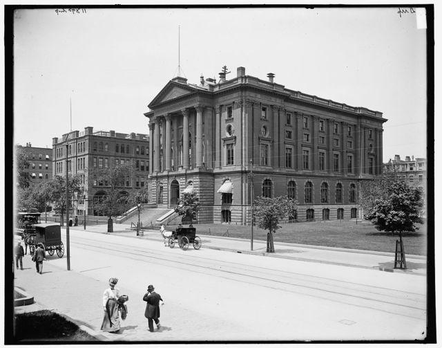 Massachusetts Institute of Technology, Rogers Building, Boston