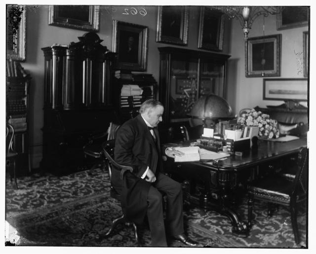 McKinley, Pres. Wm., made at the White House, Monday, Nov. 27, 1900
