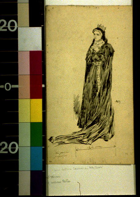 [Miss Beatrice Cameron as Lady Anne]