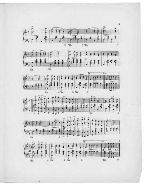 Montana march, op. 43