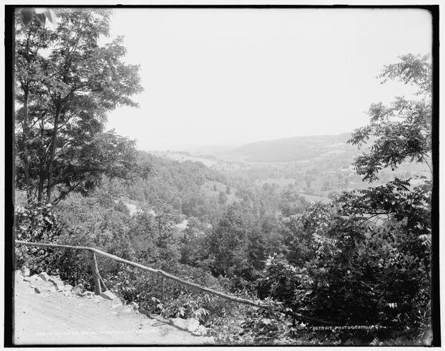Moshier Knob, Marshall Creek, Pa.