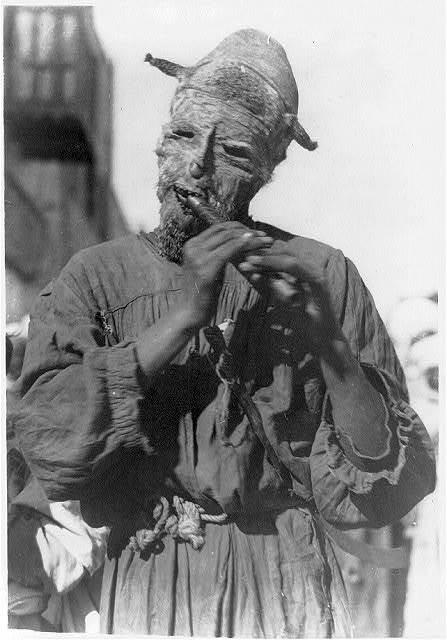 Musician of the Sahara Desert