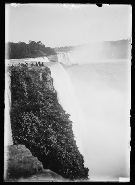 [Niagara Falls from Prospect Point, N.Y.]
