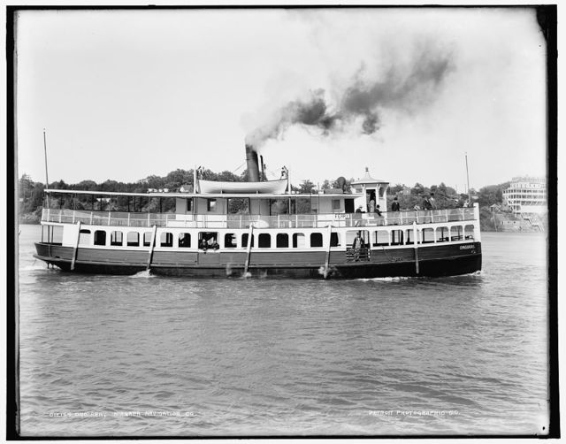 Ongiara, Niagara Navigation Co.