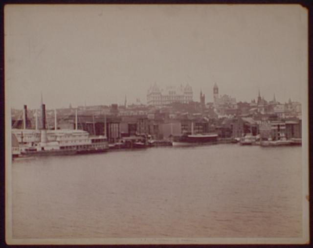 Panorama of Albany