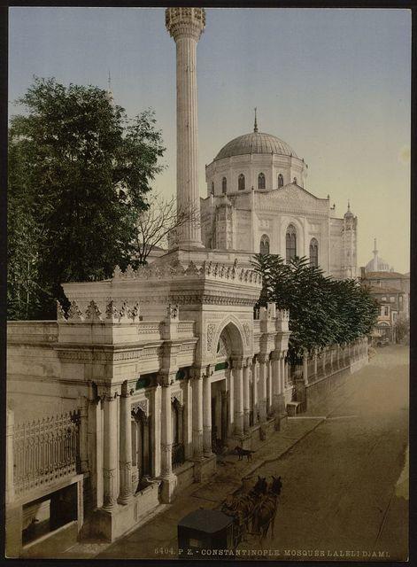 [Pertevniyal Valide Sultan Camii, Aksaray, Constantinople, Turkey]