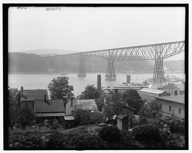 [Poughkeepsie, N.Y,. Poughkeepsie Bridge]