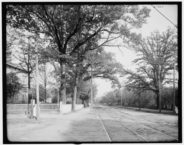 [Residence on Walton Way, Summerville, Augusta, Georgia]
